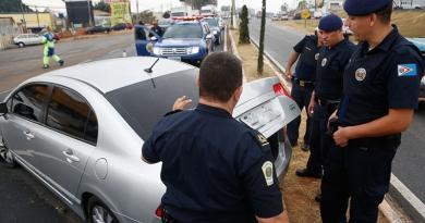 Guarda de Itupeva prende criminoso em ação rápida