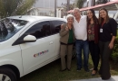 Hospital da Criança Grendacc ganha carro da empresa Adimix