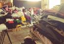 Bazar da Campanha do Agasalho de Itatiba é antecipado por causa do frio