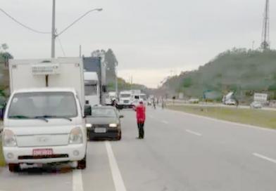Situação das Estradas às 09h30 desta sexta-feira (25/05)