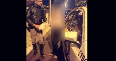 Polícia Rodoviária salva mulher que tentava se matar