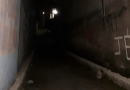 Leitor reclama de viela escura no Jardim Paulista