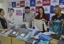 Campanha de Inverno: empresas doam roupas e cobertores