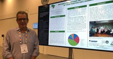 Resultados de pesquisa realizada em Jundiaí ganham destaque em Congresso na Suécia