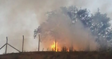 Jundiaí atinge 10 focos de incêndios simultâneos