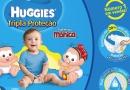 Anvisa proíbe vendas de fraldas da marca Huggies
