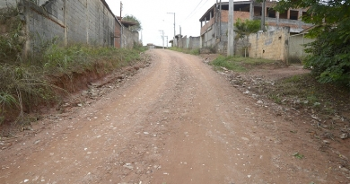 Prefeitura retoma obras de asfaltamento no Ivoturucaia
