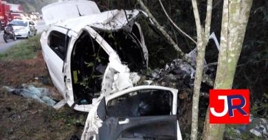 Taxista morre em acidente na Estrada Velha de SP