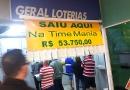 Loterias sorteiam neste sábado R$ 168 milhões