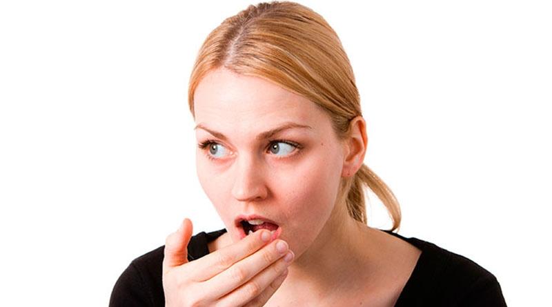 Mau hálito pode ser sinal de doenças