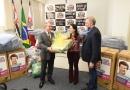 Campanha de Inverno: Fundo Social recebe doações