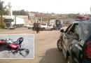 Motociclista morre em acidente, em Várzea