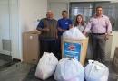 CCR AutoBAn entrega doações ao SOS de Jundiaí