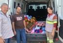 CCR AutoBAn entrega doações da Campanha do Agasalho em Várzea