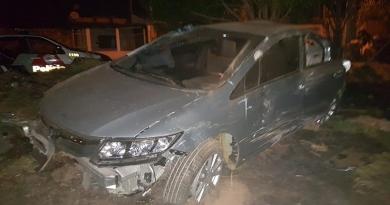 Bando faz arrastão e sequestra duas adolescentes
