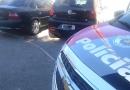 PM recupera carro roubado na Vila Rio Branco