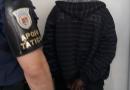 Guarda captura homem por furto de canos