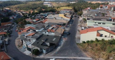 Jardim Bertioga é recapeado graças a emenda de Miguel Haddad