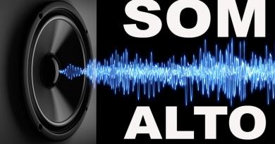 Leitores reclamam de som alto