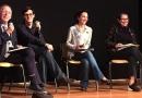 Educadores debatem sobre políticas públicas com pesquisador britânico