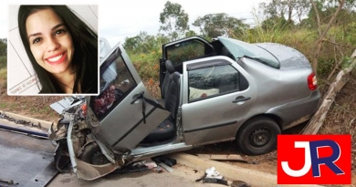 Morre Thalia, vítima de mais um motorista bêbado