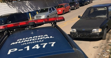 Guarda recupera carro roubado
