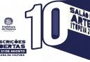 Itupeva: Inscrições para 10º Salão de Artes Plásticas terminam nesta terça (21)
