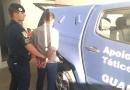Fugitivo de Alagoas por homicídio é preso pela Guarda