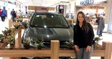 Moradora de Jundiaí ganha automóvel 0km