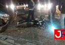 Motociclista sofre acidente grave no Retiro