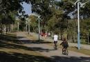 Parque da Cidade é opção de lazer para curtir o feriado