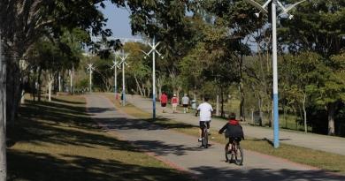 No feriado, venha curtir o dia no Parque da Cidade