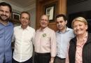 Alckmin conversa com eleitores em Jundiaí
