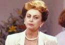 "Morre Beatriz Segall, a eterna ""Odete Roitman"""