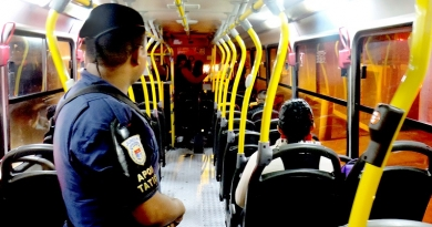 Ação conjunta coíbe evasão de passageiros de ônibus