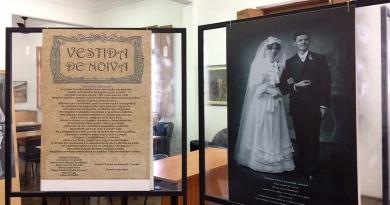 Gabinete de Leitura traz retratos de casamentos do início do século XX
