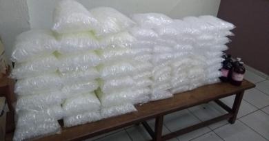 Baep acha casa usada como refinaria de drogas em Itatiba