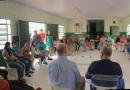 Em reunião com parceiros, moradores do Jardim Fepasa elogiam capacitações
