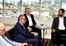 Prefeitura de Jundiaí e Consulado discutem ensino de italiano na rede municipal