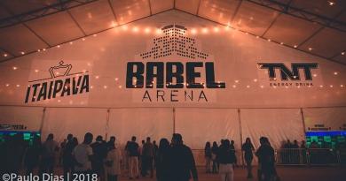 Arena Babel encerra as atividades em Jundiaí