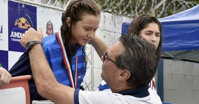JOGOS INFANTIS: Natação conquista 10 medalhas de Ouro