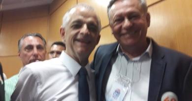 Pedro Bigardi anuncia apoio a Márcio França