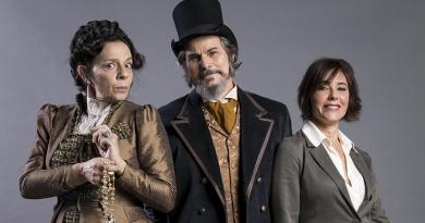 Agustina pede divórcio a Dom Sabino