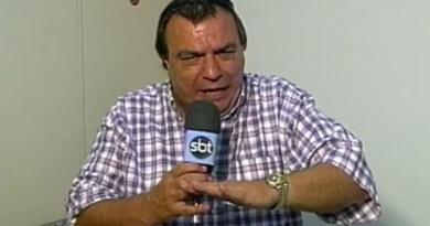 Morre o radialista policial Gil Gomes