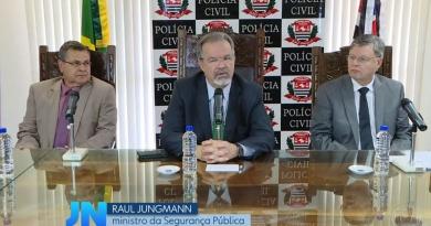 Governo Federal realiza operação contra tráfico em Jundiaí