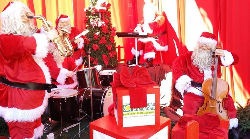 Comércio inaugura nesta quarta Decoração de Natal