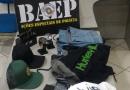 BAEP prende estelionatários que agiam em shopping