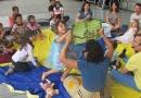 Final de semana para crianças e adultos brincarem no Sesc