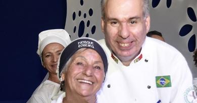 Dona Laurinda vence concurso da Melhor Coxinha de Queijo