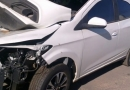 Motorista preso depois de atropelar guarda municipal